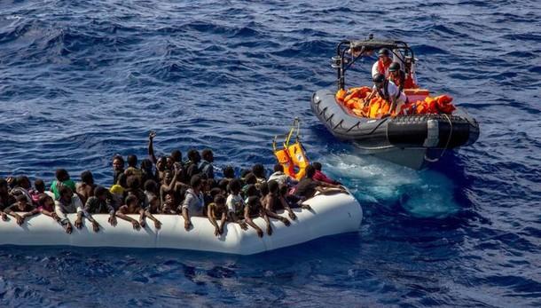 Migranti: recuperati 10 cadaveri