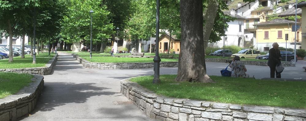Nuovo parco di Pratogiano  Pronte modifiche al progetto