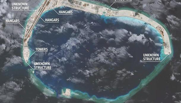 Cina: sistemi difesa in mar Cinese ok