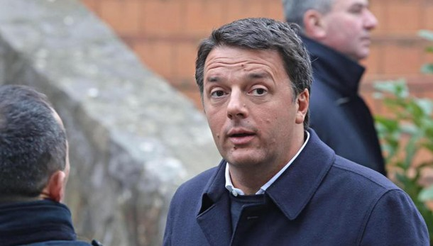 Renzi, domenica ripartiamo da Italia
