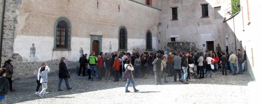 Masegra centro propulsore di cultura  Al castello le iniziative per la montagna