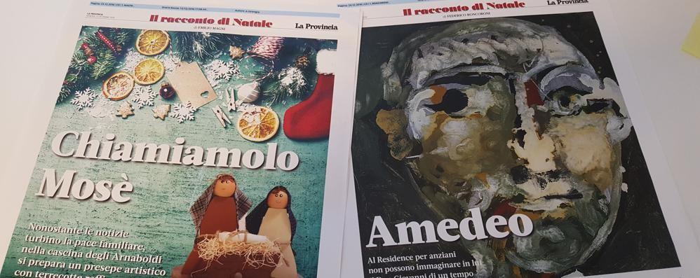 """""""La Provincia"""" ti regala  il racconto di Natale"""