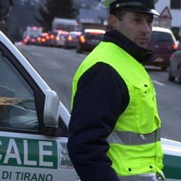 Troppe auto, Tirano dà il via  al piano anticode