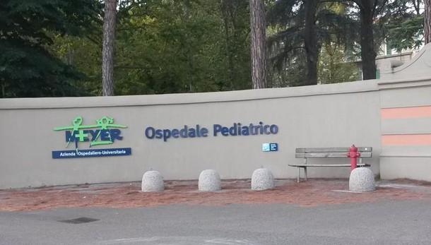 Bimbo 22 mesi muore di meningite Firenze