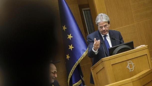 Gentiloni,avanti riforma processo penale