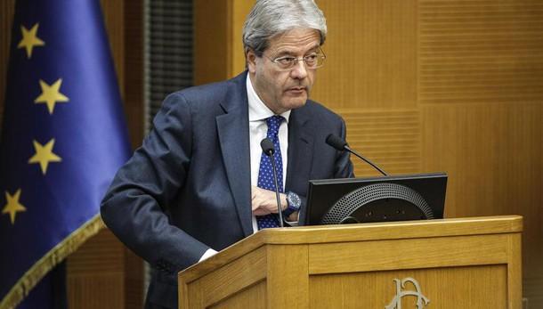 Mps:Gentiloni,ora discussione con Ue