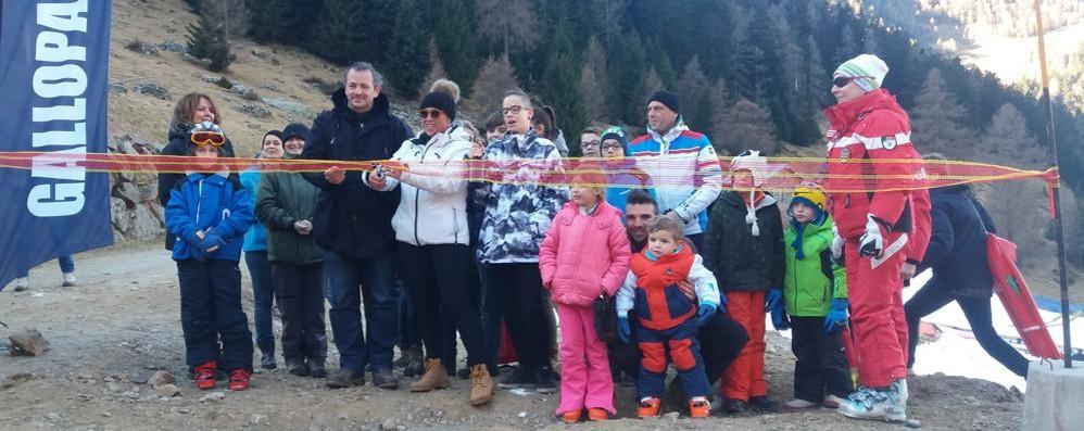 Gerola Alta, aperto il GalloPark  «Così teniamo in vita il turismo e lo sci»