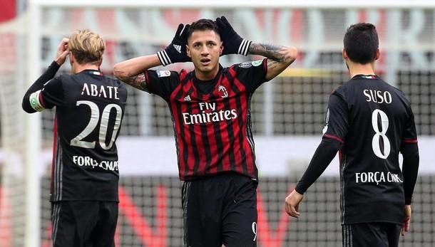 Calcio: Milan-Crotone 2-1