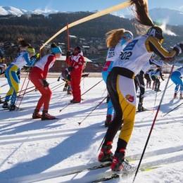 Livigno, Mini Sgambeda  Festa dello sport per 300 giovani
