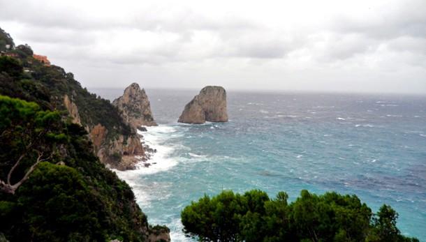 Maltempo, domani temporali in Sardegna