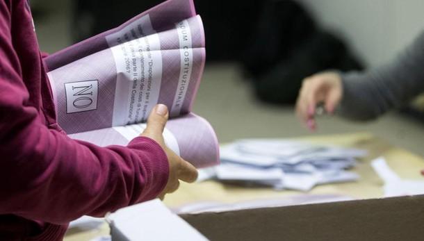 Referendum: definitivi, No 60%, Sì a 40%