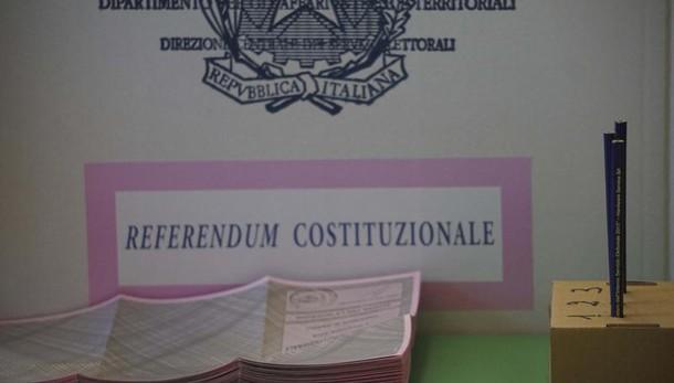 Referendum: Milano, affluenza 60,9%