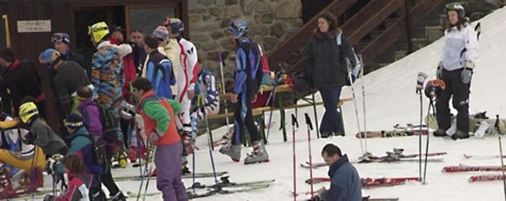 Gallo park apre la stagione  Sulle piste si scia e si gioca