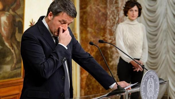 Il 'no' travolge Renzi, oggi dimissioni