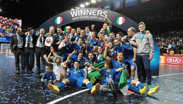 Calcio a 5: Italia cerca il bis europeo