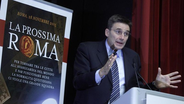 Morassut si candida a primarie Roma