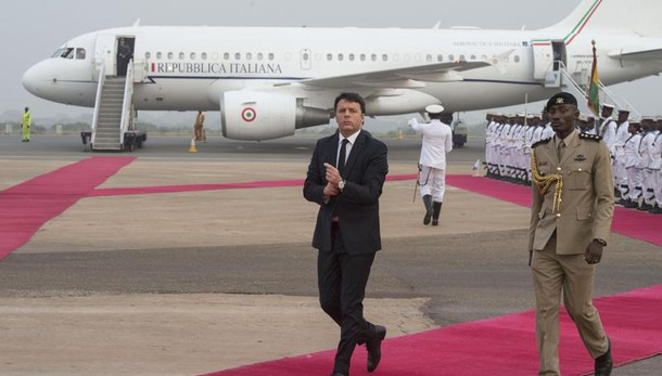 Ue: Renzi, spiace polemiche pretestuose
