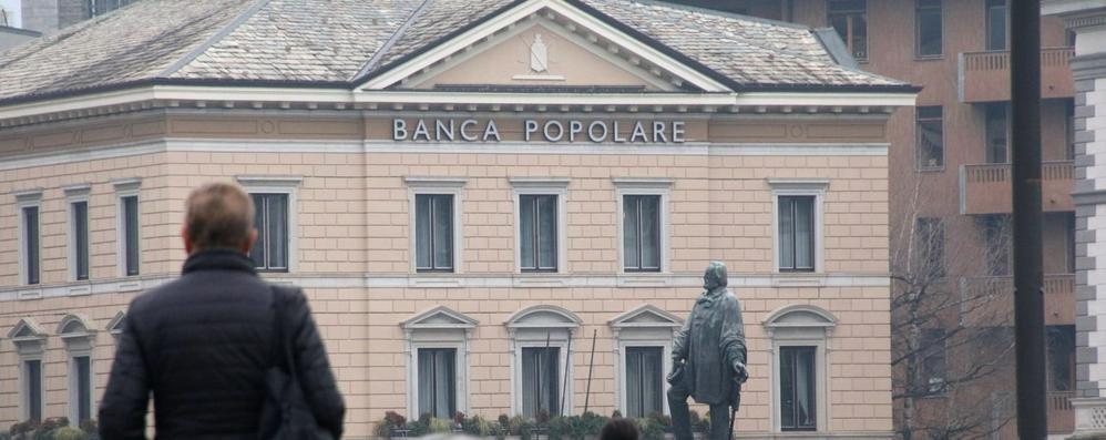 Banca Popolare di Sondrio: utile netto consolidato a 129,3 milioni di euro
