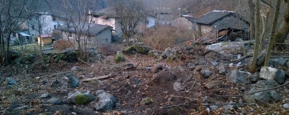 La montagna frana ancora: altri sfollati a Cataeggio