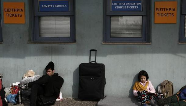 83.201 migranti in Europa da inizio anno