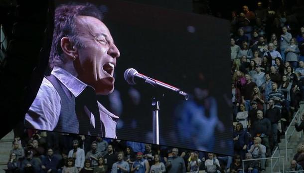 Autobiografia Springsteen 27/9 Mondadori