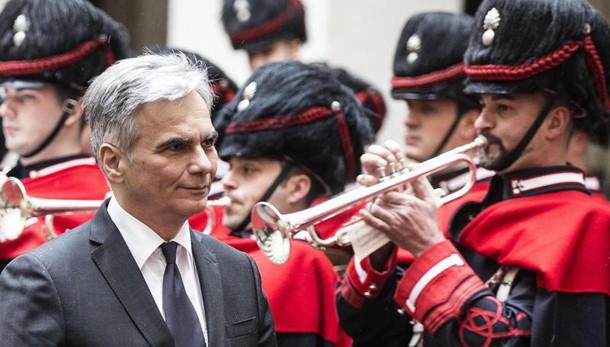 Faymann, Italia fatto tanto su riforme