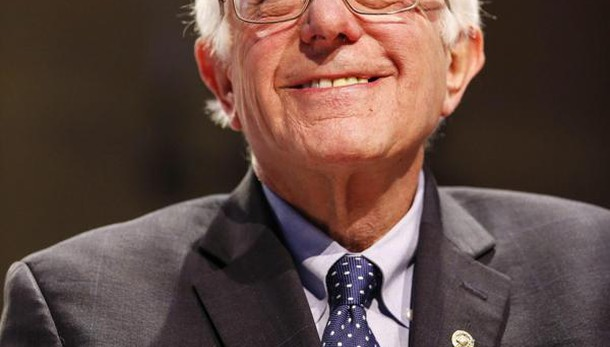 'Intrepid',nome intelligence per Sanders