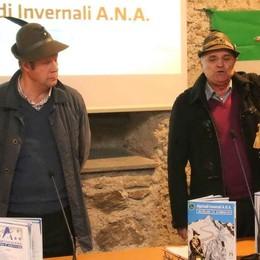 Le Penne Nere si sfidano sugli sci  Che festa per le Alpiniadi invernali