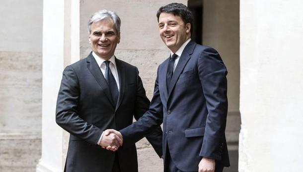 Renzi, Ue solidale non a giorni alterni