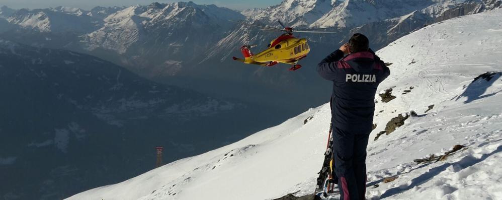 Valanga in fuoripista al Vallone  Denunciato sciatore olandese