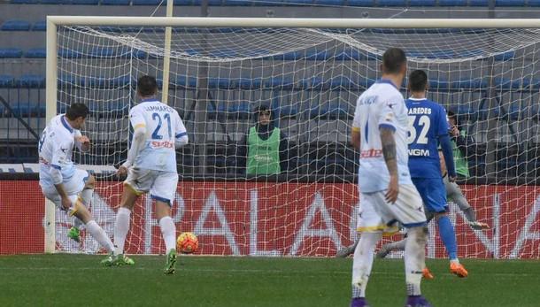 Serie A: Empoli-Frosinone 1-2