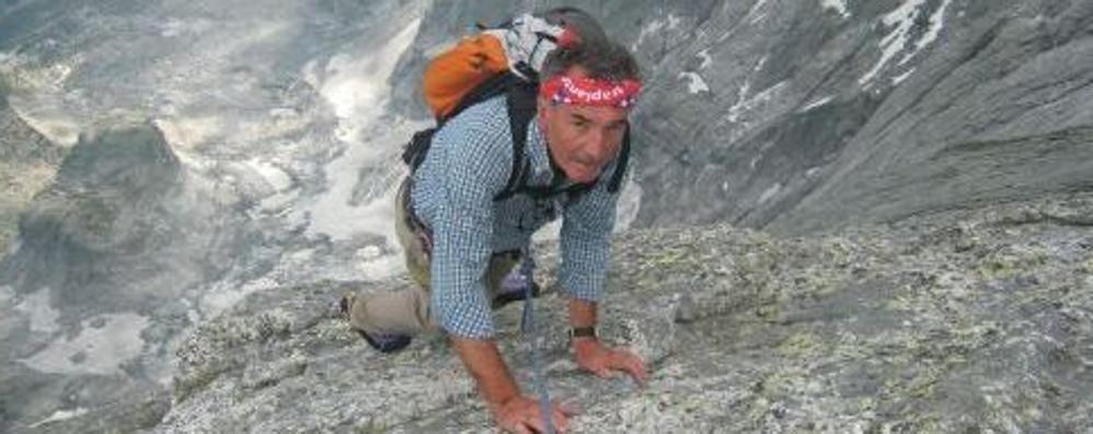 Il farmacista con la montagna nel cuore  «Un grande amico e un vero signore»