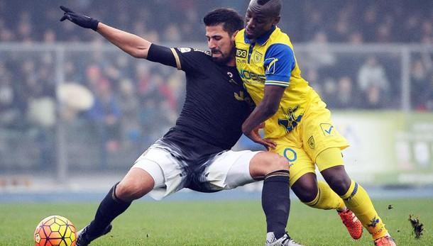 Juventus, Khedira fermo 15-20 giorni
