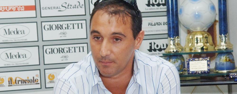 Serie D, Sondrio Calcio: Raffaele di Tillo nuovo mister