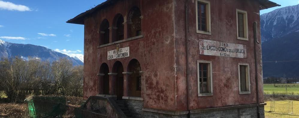 Casa cantoniera Anas esclude Prata «Siamo molto delusi»