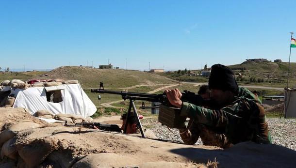 16enne svedese liberata da curdi a Mosul