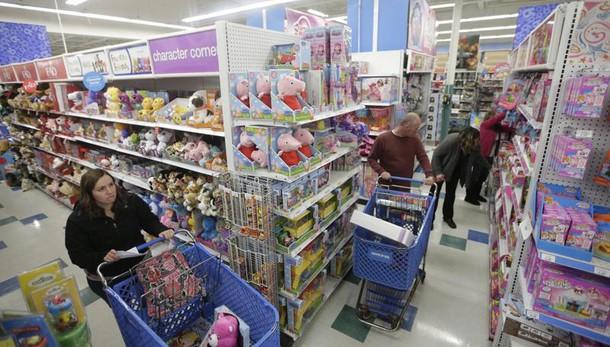 Usa:fiducia consumatori cala