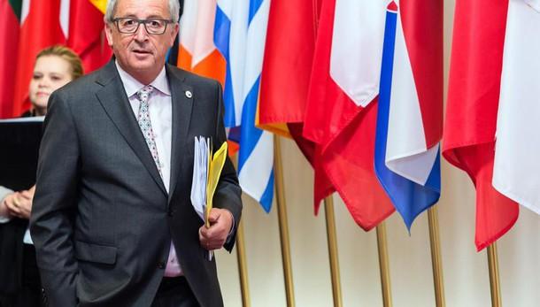 Lega, Juncker non benvenuto in Italia
