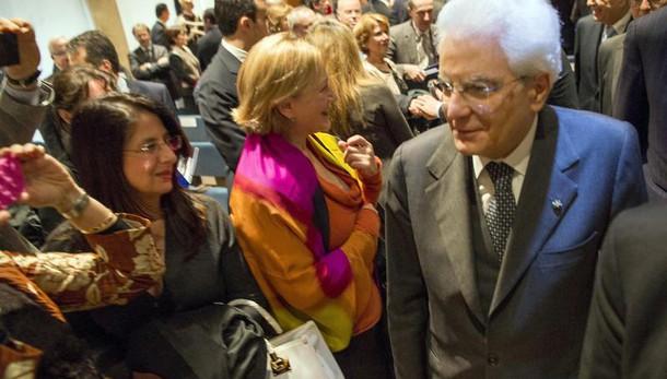 Mattarella, integrazione Ue necessaria