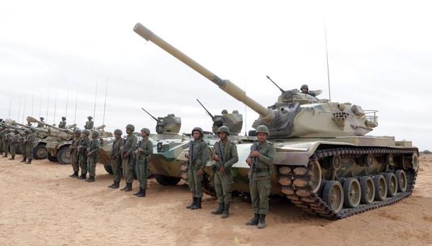 'Operazioni segrete Francia in Libia'