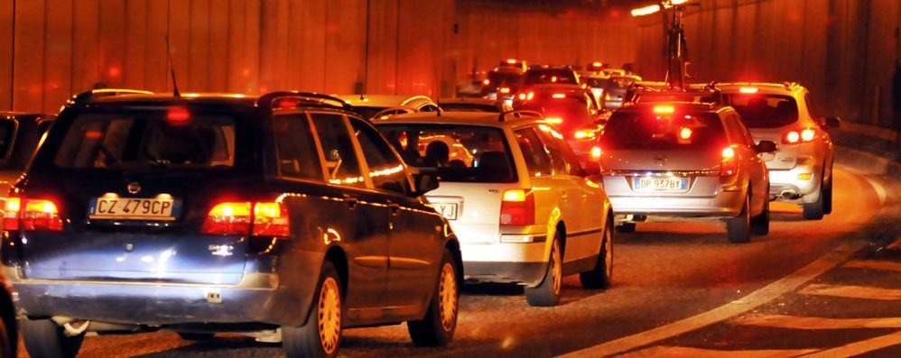 Ecco i lavori notturni  sulla Superstrada