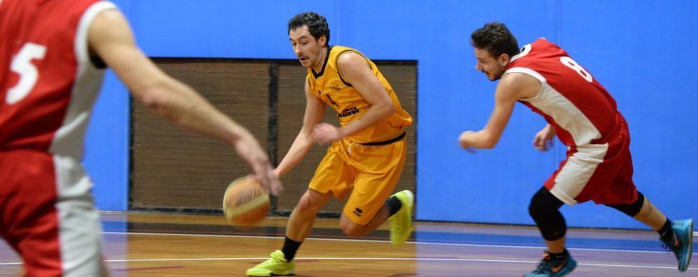 Basket serie C, devastante la Pezzini sempre più capolista