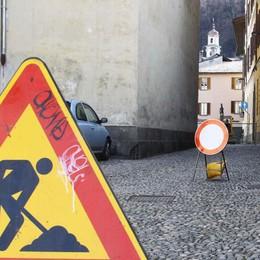 Lavori di finitura: piazza San Giovanni  resta ancora chiusa