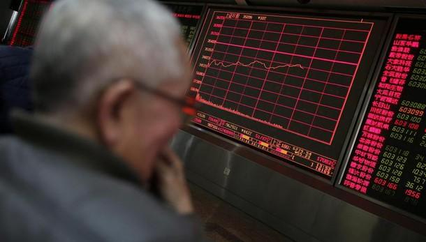 Giù Borsa Shanghai (-3,9%) malgrado G20