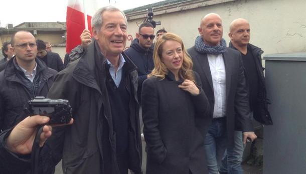 Roma: FdI, è Berrtolaso il candidato?