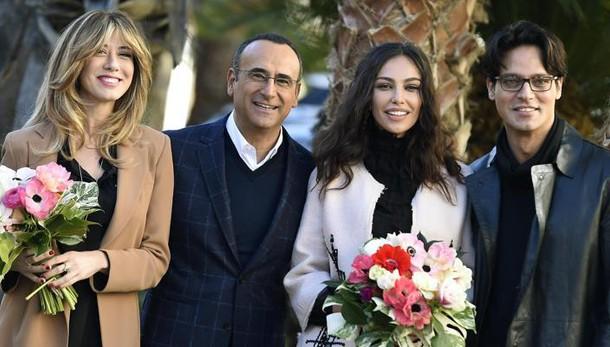 Sanremo: favorita coppia Iurato-Caccamo