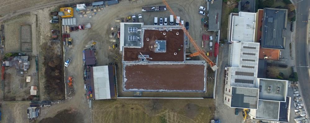 Centrale a biomassa: «Nessun problema  di inquinamento»