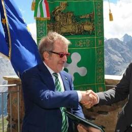 I dubbi sul traforo dello Stelvio  L'altolà di Bolzano: «Solo per la ferrovia»