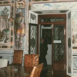 Punto di ristoro a Palazzo Vertemate  Decolla il progetto che guarda ai turisti