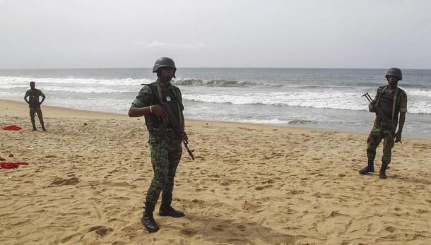 Costa d'Avorio: Al Qaida,'azione 3 eroi'